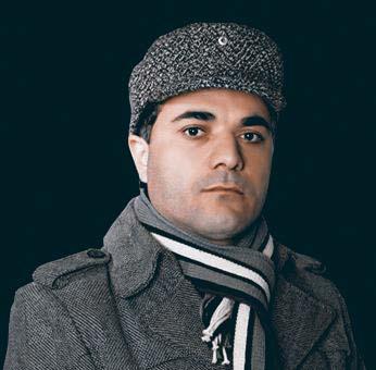 تقلیل حکم و تبعید سیامک میرزایی طی دادگاه تجدیدنظر