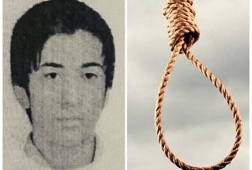 یک نوجوان برای اجرای حکم اعدام به سلول انفرادی منتقل شد