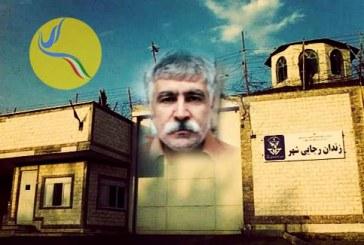 تداوم اعتصاب غذای محمد نظری پس از گذشت ۷۴ روز