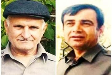 دو فعال کارگری بدون دسترسی به وکیل در زندان مرکزی سنندج نگهداری میشوند