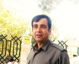 مظفر صالح نیا به شعبه چهار بازپرسی دادگاه سنندج احضار گردید