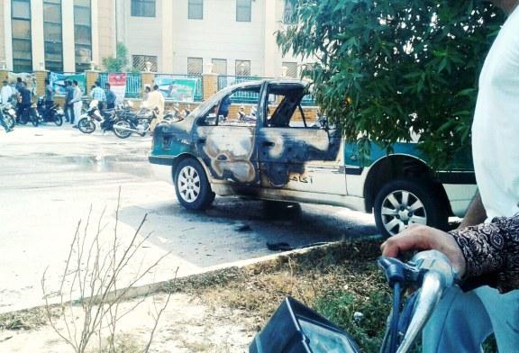 درگیری خشونت آمیز شهروندان معترض و نیروی انتظامی در عسلویه