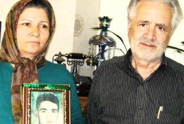 مادر سعید زینالی: امیدوارم دادگاه تجدید نظر رای همسرم را بشکند؛ دیگر تحمل زندان و شلاق را برای او ندارم