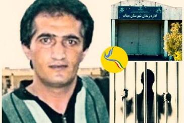 کمال شریفی؛ مخالفت مقامات با اعطای مرخصی در هشتمین سال حبس