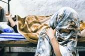 گزارشی از یک کمپ ترک اعتیاد زنان و وعده های وزیر تعاون