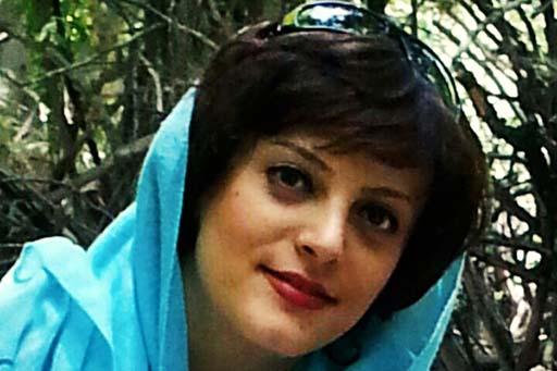 یکتا فهندژ سعدی بازداشت شد
