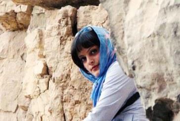 یکتا فهندژ سعدی به پنج سال زندان محکوم شد