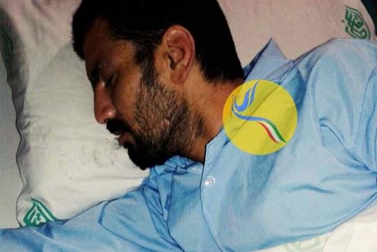 بیست و هشتمین روز از اعتصاب غذا؛ امتناع بهداری از رسیدگی به وضعیت رسول حردانی