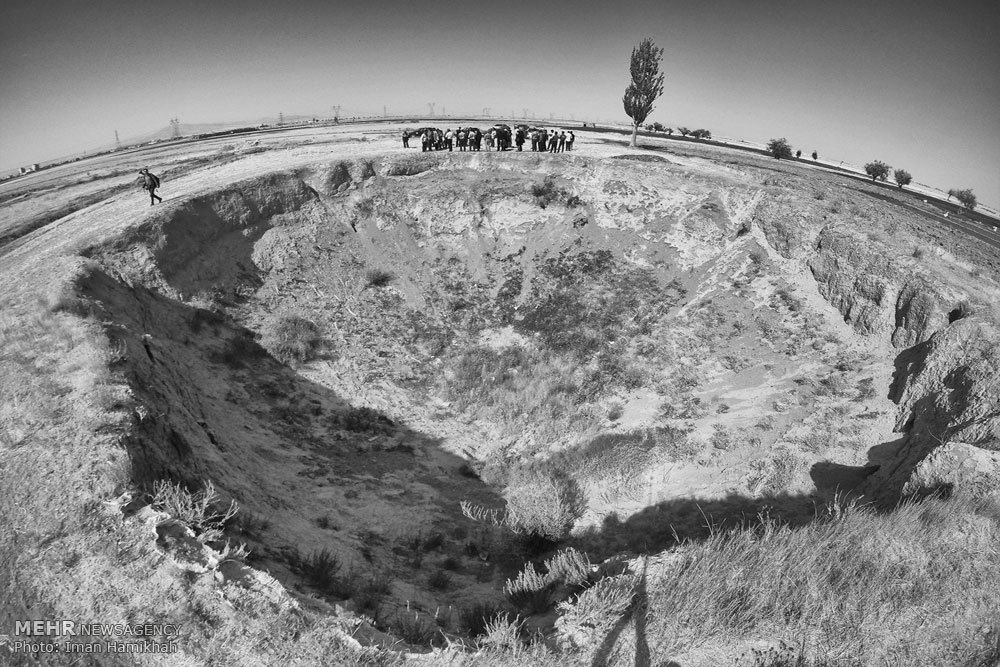 خشکسالی دشت کبودرآهنگ