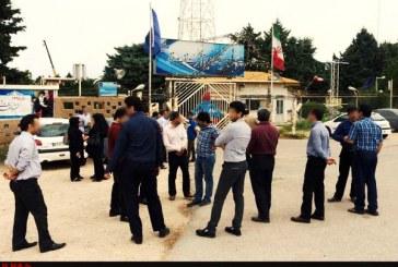 بلاتکلیفی کارگران تعدیل شده حفاری نفت شمال/ تجمع کارگران مقابل دفتر کارفرما