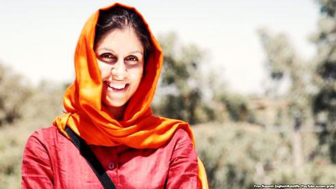 مخالفت مسئولین قضایی با درخواست تجدیدنظر در حکم پنج سال زندان نازنین زاغری