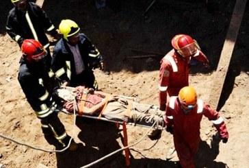 افزایش ۱۰ درصدی مرگ و میر ناشی از حوادث کار در ایران در سال ۹۵