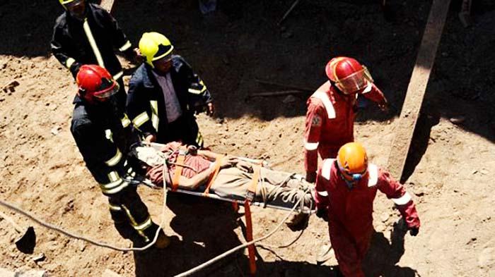 فوت ۱۲۰۰ کارگر ساختمانی در حوادث ساختمانی سال ۹۴/ ایران رکورددار حوادث کارگری در دنیا