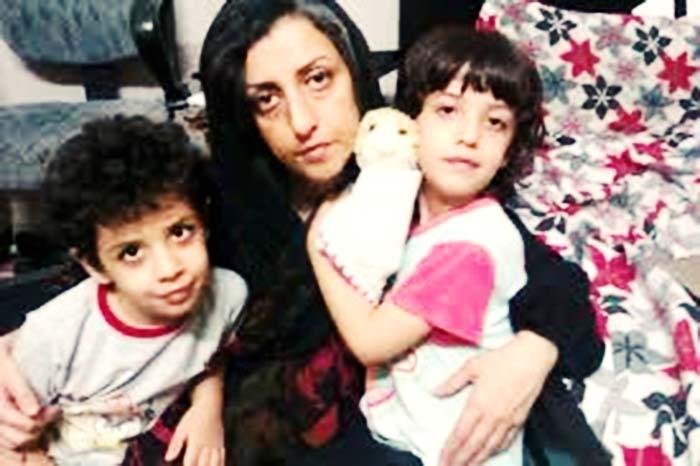 درخواست مادر نرگس محمدی از روحانی: به خواست دخترم رسیدگی شود