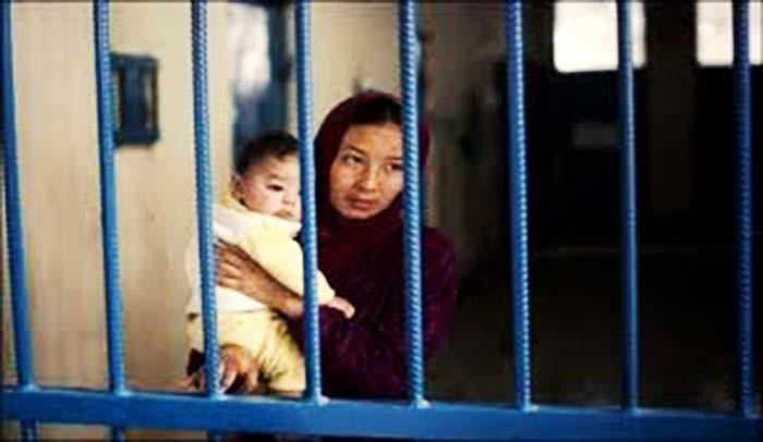 عدم صدور مجوز برای احداث مهدکودک در زندانها