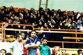 حضور گزینشی بانوان ایرانی در استادیوم آزادی