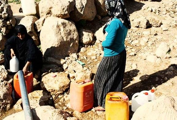 جیرهبندی ۳۰ساله آب آشامیدنی در ایذه/دولتها فقط وعده دادند