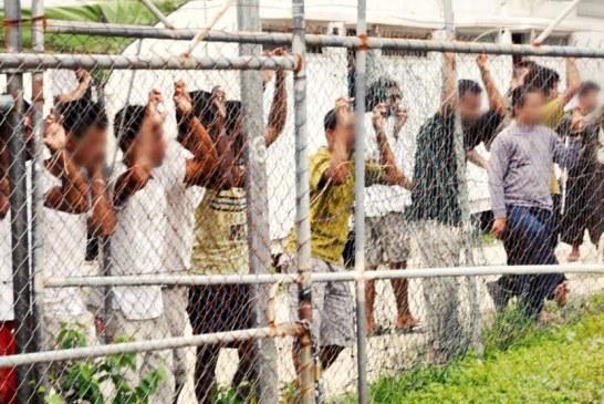 روزنامه گاردین از آزار کودکان پناهجوی ایرانی در جزیره نائورو پرده برداشت