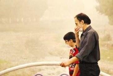 اهواز؛ آلودهترین شهر کشور در طولانیترین روز سال
