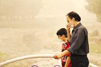 مرگومیر ناشی از آلودگی هوا در ایران به بیش از ۲۱ هزار نفر رسیده است