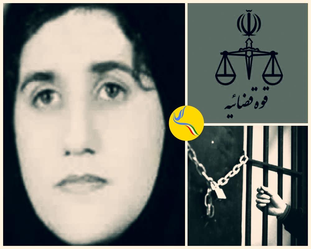 محکومیت افسانه بایزیدی به چهار سال حبس