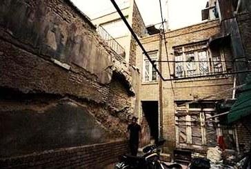 """سکونت ۱۹ میلیون نفر از جمعیت شهری کشور در بافتهای مسکونی""""بیکیفیت"""""""