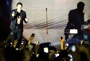 لغو کنسرت یک خواننده پاپ به بهانه تداخل با سالگرد شهدای غواص