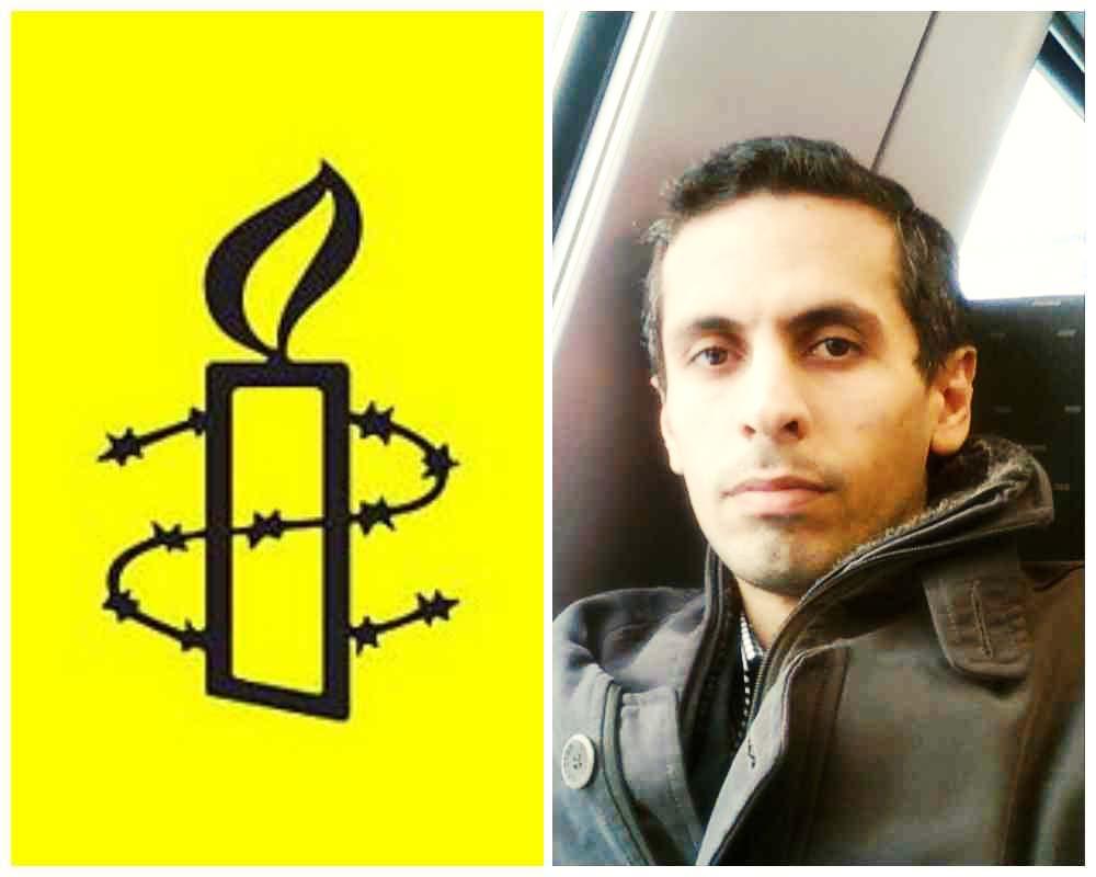 هشدار عفو بین الملل درباره وضعیت حمید بابایی، دانشجوی نخبه ایرانی