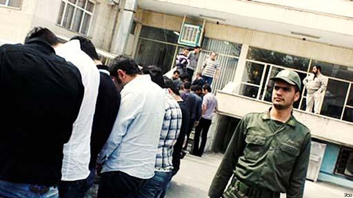 دستگیری ۲۰ تن در یک مهمانی در آمل