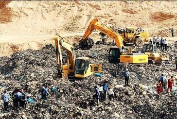 دفن ۷۰۰ تن زباله ساکنان قم در سایت البرز