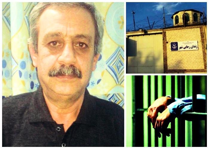گزارشی از وضعیت رضا اکبری منفرد، زندانی سیاسی محبوس در زندان رجایی شهر