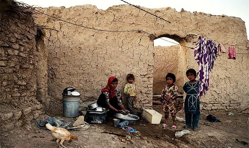 مسمومیت روستاییان در زابل به دلیل استفاده از آب آلوده