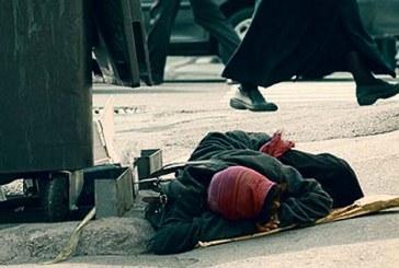 ۱۵هزار بیخانمان در تهران هستند که ۷۰۰ نفر آنها زنان هستند.