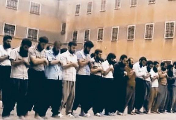 نامه اعتراضی زندانیان اهل سنت در واکنش به موج بازداشت و فشار بر علمای اهل سنت