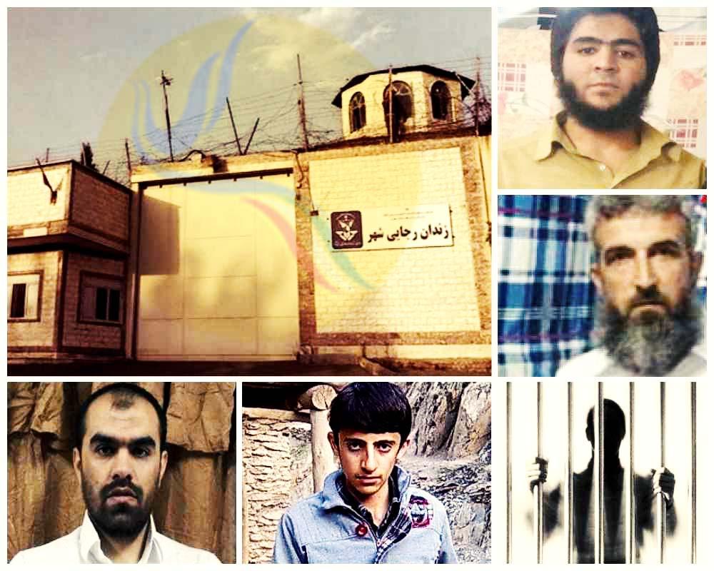 تنها پنج تن از زندانیان اهل سنت از انفرادی به بند عمومی بازگشتند
