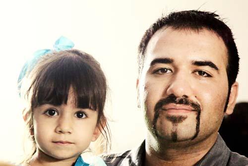 سهیل عربی؛ پدری که به اتهام نوشتههای فیسبوکی زندانی و از مرخصی محروم است