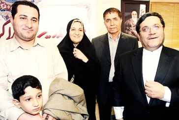 مادر شهرام امیری: از همه سازمانهای حقوق بشری تقاضای کمک دارم
