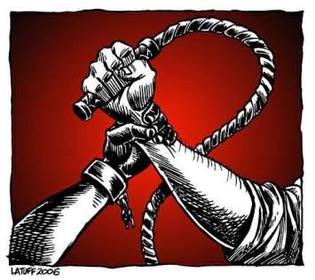 مرگ یک کارگر توسط سیم داغ کارفرما