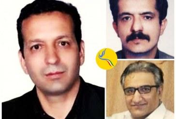 بازگشت سه زندانی سیاسی از سلول انفرادی به بند عمومی رجایی شهر