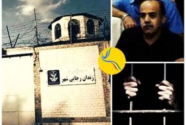 گزارشی از وضعیت عمر فقیه پور، زندانی سیاسی محکوم به حبس ابد