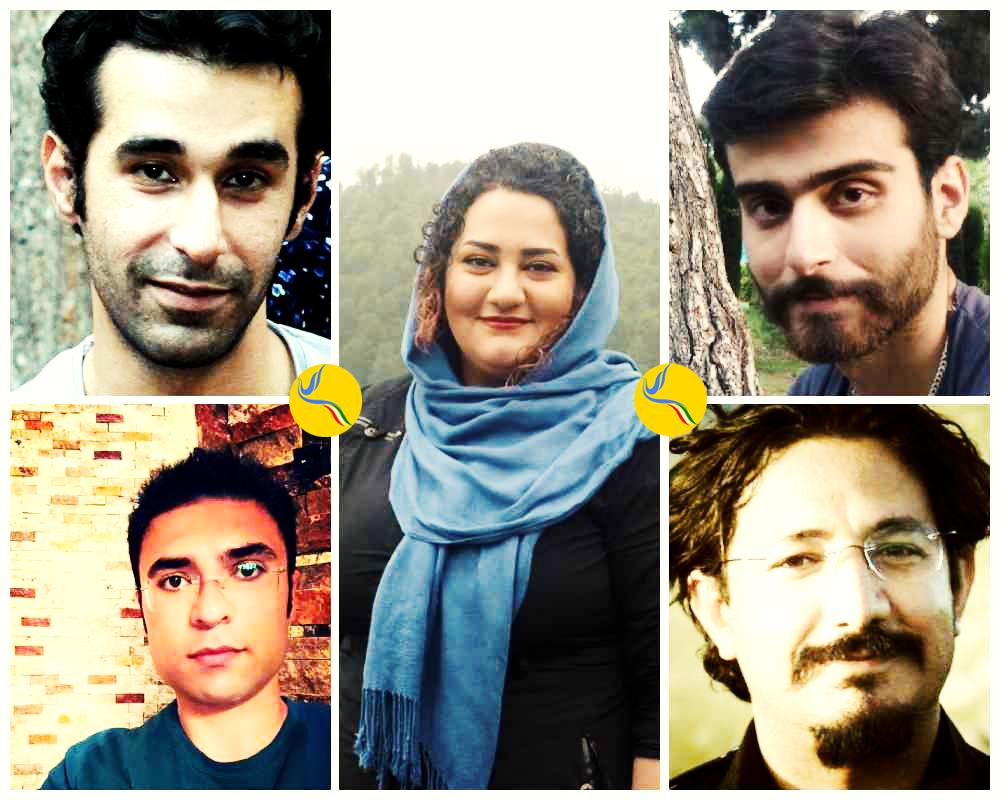 صبح امروز دادگاه تجدید نظر چهار فعال مدنی و امیر امیرقلی برگزار شد