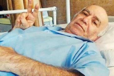 انتقال محسن دانشپور مقدم به بیمارستان