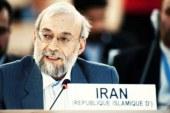 محمد جواد لاریجانی: در ایران، هیچگاه یک فرد به سبب دین، مذهب و یا قومیتش مجازات نمیشود