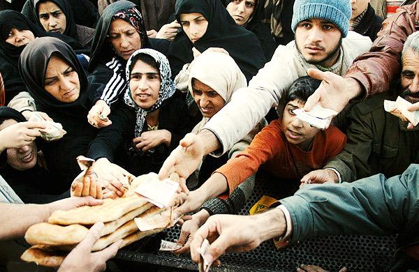 نماینده وزارت بهداشت: ۳۰ درصد مردم ایران نان خوردن ندارند و گرسنهاند