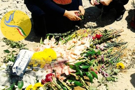 جلوگیری از ثبت مزار شهرام احمدی در سیستم بهشتزهرا /قطعهای از بهشت، تصویر