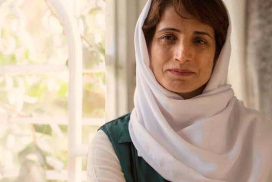 نسرین ستوده به دلیل پیگیری وضعیت پرونده دختران خیابان انقلاب در بازداشت به سر می برد
