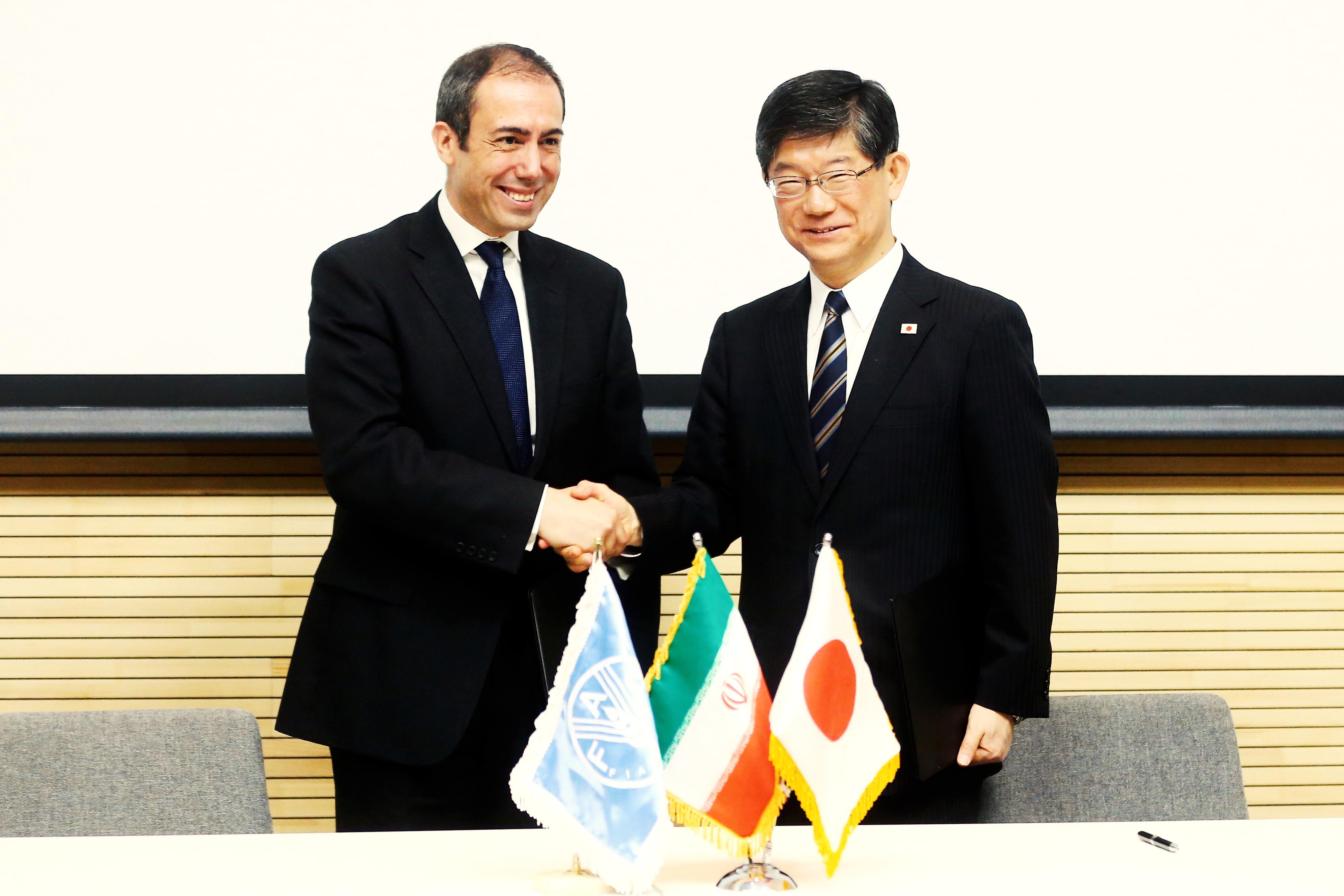 سفیر ژاپن در ایران 'مدت کوتاهی بازداشت شده بود'