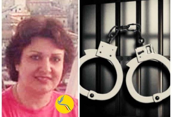 ژیلا شهریاری، شهروند بهایی، در تهران بازداشت شد