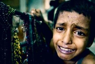 تراشیدن مو و ارعاب کودکان کار برای جلوگیری از دستفروشی در کرمانشاه