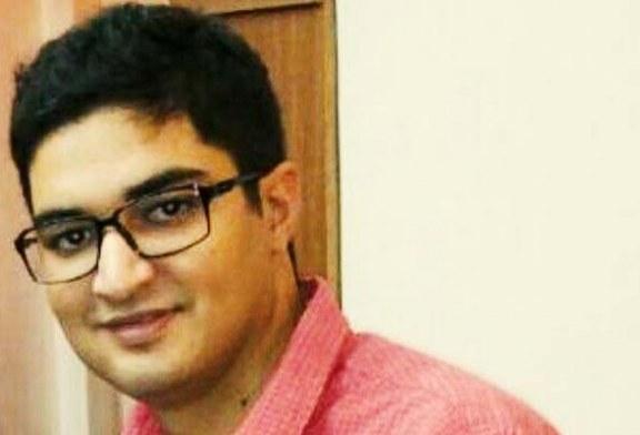 بازداشت یاشار رضوانی، شهروند بهایی